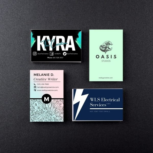 Business Card Gallery Cover